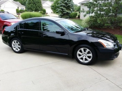 Photo 2008 Nissan Maxima 3.5 SL w. Premium Package 81K miles 1 owner