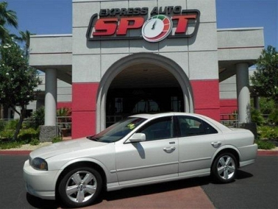 Photo 2006 Lincoln LS Sport