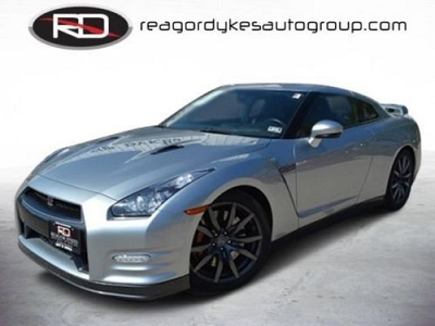 Photo 2013 Nissan GT-R Coupe  2DR CPE PREMIUM