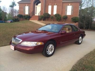 Photo 1997 Lincoln Mark VIII - 4.6L DOHC