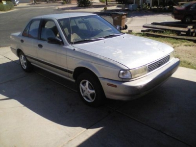 Photo 1994 nissan sentra,limited edition,30mpg, 131k miles