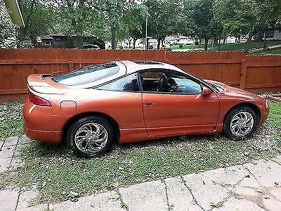 Photo 1995 Mitsubishi Eclipse GS - 2.0 L - 77,574 Miles - One Owner