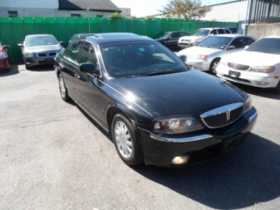 Photo 2003 Lincoln LS   Navigation LEATHER  Moonroof  3200
