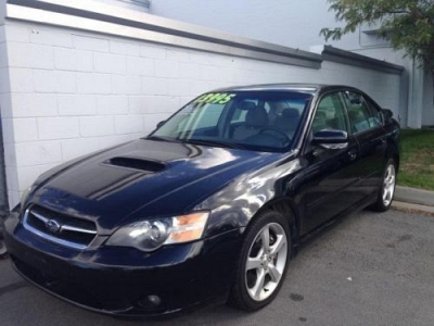 Photo 2005 Subaru Legacy 4dr Sedan 2.5 GT Limited