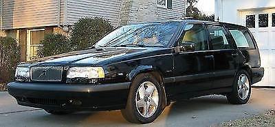 Photo 1997 Volvo 850 T-5 Wagon 4-Door 2.3L