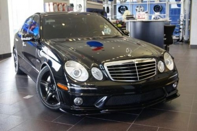 Photo 2007 Mercedes-Benz E63 6.3L AMG wNavi, Htd  Cld Seats, Power Sunroof