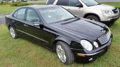 Photo 2003 Mercedes-Benz E500 Sedan