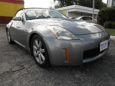 Photo 2005 Nissan 350Z Convertible Grand Touring Roadster 2D