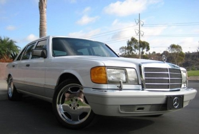 Photo 1991 Mercedes-Benz 560 SEL with 30644 original miles