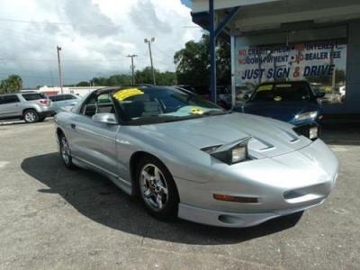 Photo 1997 Pontiac Firebird - 6 Cylinder - Silver