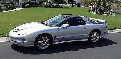 Photo Trans Am 2002 WS6 Ram Air