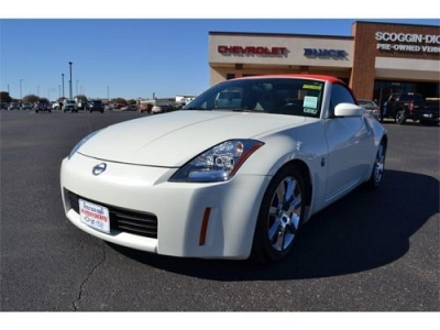 Photo 2004 Nissan 350Z Convertible COUPE