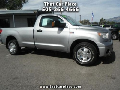 Photo 2007 Toyota Tundra Regular Cab LB 6AT