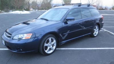 Photo 2005 Turbo 2.5 GT Subaru Legacy Wagon