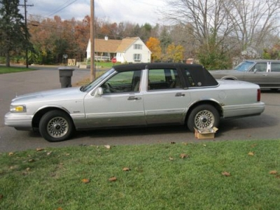 Photo 1997 Lincoln Town car for sale