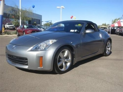 Photo 2006 Nissan 350Z 2D Roadster Grand Touring