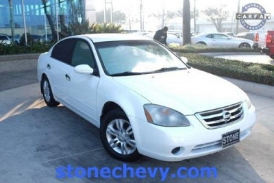 Photo 2002 Nissan Altima 4D Sedan 2.5 S