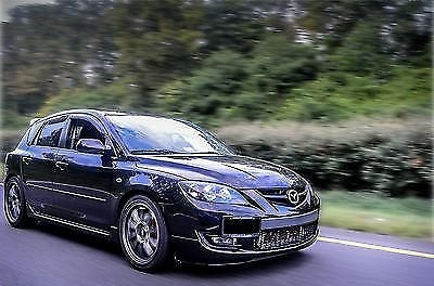 Photo 2008 Mazda 3 Mazdaspeed Hatchback 4-Door 2.3L