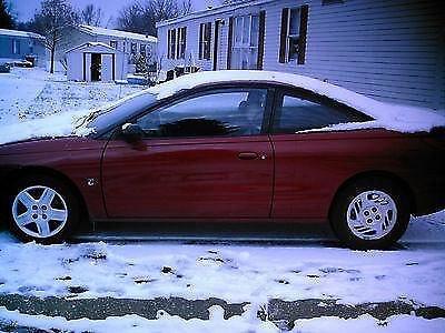 Photo 1999 Saturn SC1 Base Coupe 3-Door 1.9L