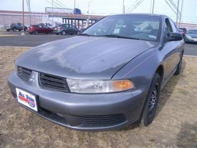 Photo 2003 Mitsubishi Galant Sedan DE