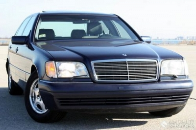 Photo 1999 Mercedes-Benz S500 Leather Sunroof Heated Seats HID Clean Carfax