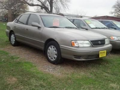 Photo 1998 Toyota Avalon XL Sedan  New Tires  Warranty  AutoCheck
