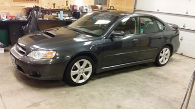Photo 2007 Subaru Legacy 2.5 GT Limited Super Clean Low Miles