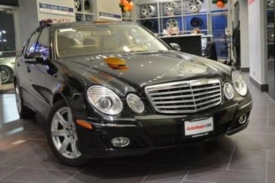 Photo 2008 Mercedes-Benz E350 Luxury 3.5L LUXURY