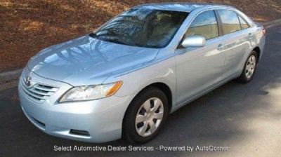Photo 2007 TOYOTA CAMRY NEW GENER CE BLUE 2.4L Automatic FWD 4DR