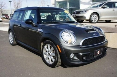 Photo 2012 MINI Cooper Clubman 2dr Car S