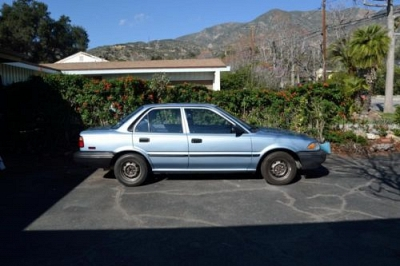 Photo Toyota Corolla 1990 DX 109K well maintainted
