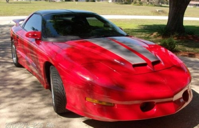 Photo 1995 Pontiac Trans Am - Red - WS6 Package - Manual - 81K - Upgrades