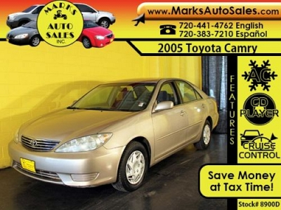 Photo 2005 Toyota Camry- Buy Here Pay Here Financing-