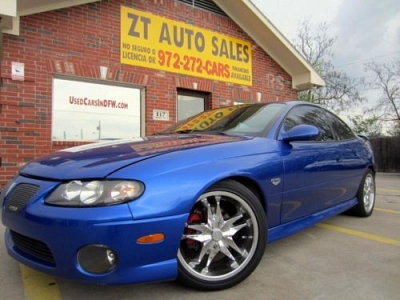 Photo 2004 Pontiac GTO 2dr Cpe