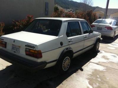 Photo 1984 VW Jetta MK1 Turbo Diesel