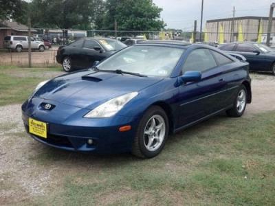 Photo 2001 Toyota Celica GT Sport Hatchback MoonroofSpoiler  Warranty