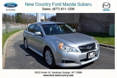 Photo 2012 SUBARU LEGACY 4 DOOR SEDAN