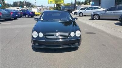 Photo 2002 Mercedes-Benz CL-Class Coupe CL55 Coupe 2D