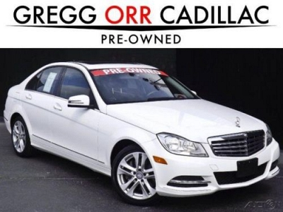 Photo 2013 Mercedes-Benz C-Class 4 Door Sedan C300 C300