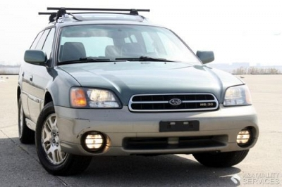 Photo 2002 Subaru Outback LL Bean AWD Dual Sunroof Heated Seats Leather
