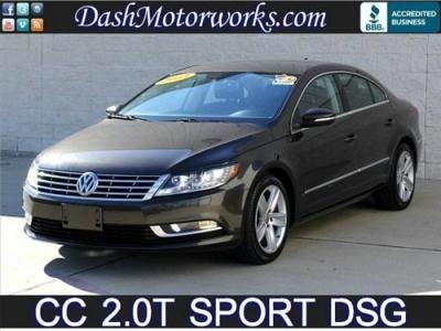 Photo 2013 Volkswagen CC Sport DSG Lighting Package Houston Texas Dash Motor