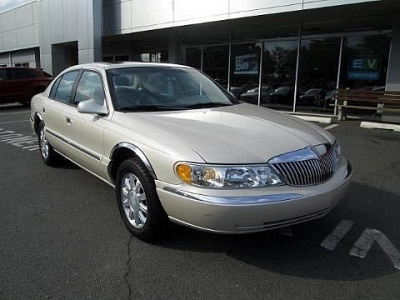 Photo 2002 LINCOLN CONTINENTAL 4 DOOR SEDAN