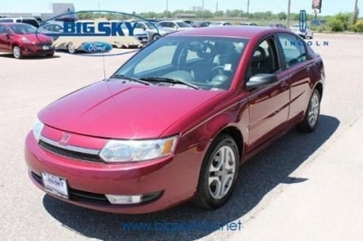 Photo 2004 SATURN ION 4 DOOR SEDAN