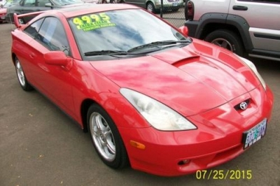 Photo 2000 Toyota Celica Loaded Low Miles Awesome car We Finance