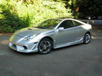 Photo 2000 Toyota Celica GT-S 6 speed - 7000 Sammamish