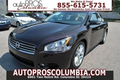Photo 2010 Nissan Maxima 3.5 SV  -- Credit Problems We Can Help