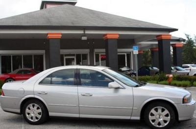 Photo 2005 Lincoln LS V6 Premium