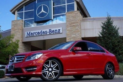 Photo 2013 Mercedes-Benz C-Class 4dr Car 4Dr Sdn C300 C300