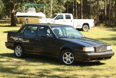 Photo 1996 Volvo 850 Sedan Low Miles