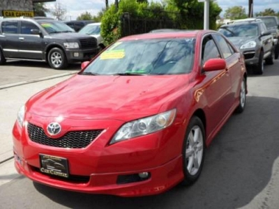 Photo 2007 Toyota Camry SE  Sunroof GAS SAVER Sale